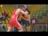 Ringen int. Brandenburg-Cup 2016 Junioren (Gr./Rö.) - 66kg Finale 3+5