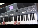 Bad Boys Blue You're a Woman Yamaha PSR s670 Cover
