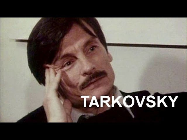 Andrei Tarkovskys Exile and Death (Exil und Tod, Engl. Subs)