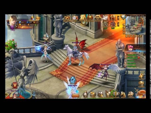 Лига Ангелов 2 Обзор по игре и некоторые полезности