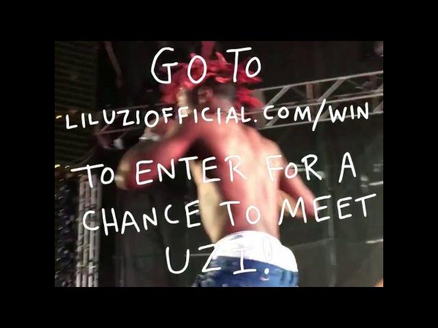 Lil Uzi Vert Weedmaps RollingLoud Flyaway Winner Recap