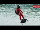 Flyboard® Air demonstration during Challengers 16 in Barcelona