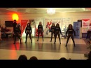 CubaSi 2016 - Шоу программа - «Salsa Club» г Киев, Хореография Анабель Чуприна - «Flawless»