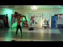 CubaSi 2016 - Шоу программа - Danger Rodriguez и Yunaisy Farray