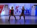 CubaSi 2016 - Шоу программа - Кейт Образок и Алла Бабич - «Reggaeton»