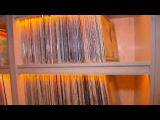 A look at Q-Tip's massive vinyl collection