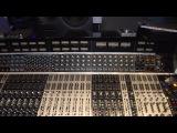 Behind-the-scenes at rapper Q-Tip's home studio