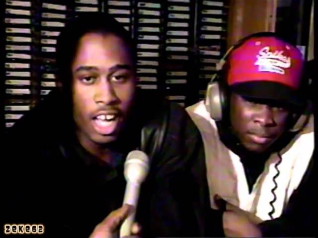 ATCQ/Wendy Williams 1993 Interview Video Music Box