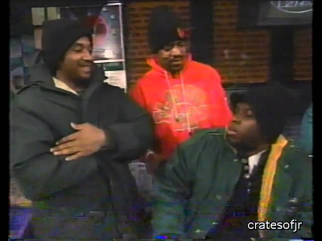 ATCQ Promoting Midnight Marauders In '93 On Yo!