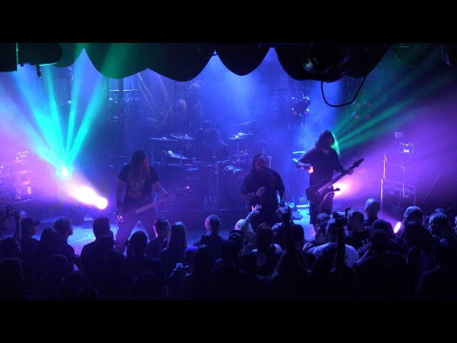 DECAPITATED Hollywood, CA. 9-7-2017