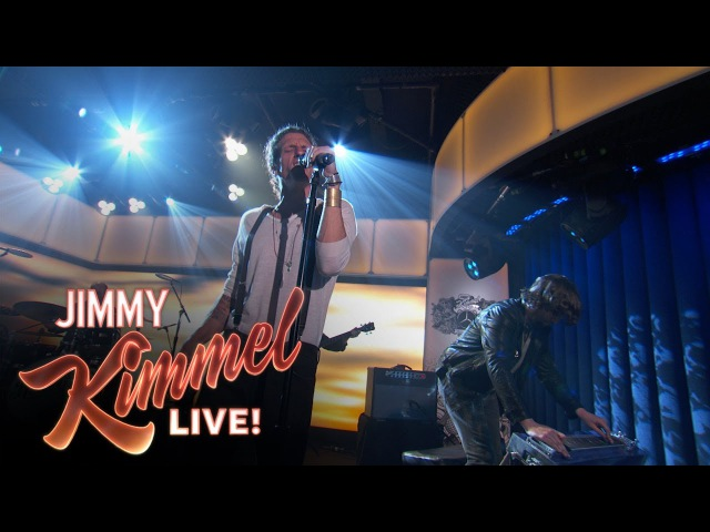 The Revivalists - Fade Away (Jimmy Kimmel Live)