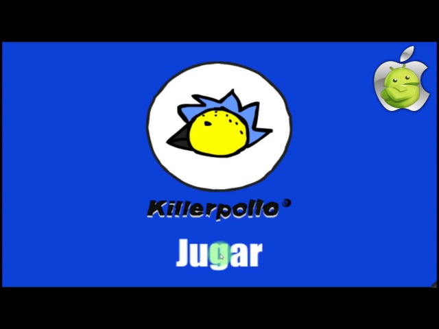 Killer Pollo (Android) 100000 xp за 5 минут 🎮