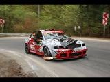 SPY CAM Alex MIREA  Audi A4 B5 1.8 Turbo quattro  Trofeul Rasnov 2017