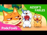 The Sly Fox Aesop's Fables PINKFONG Story Time for Children