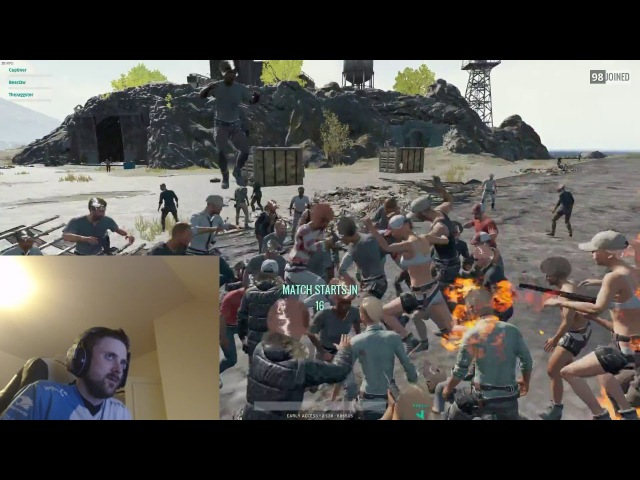 An entire Server dedicated for Forsen