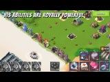 Boom Beach New Hero Gameplay: G.I. Ant