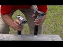 Double Barreled 1911 pistol