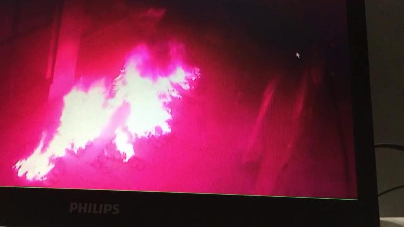 Актёры Перевала Дятлова подожгли квест Область Тьмы!