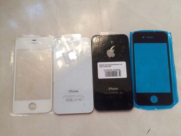 Продам новое Стекло передние iPhone 5/5s - 150 руб Стекло передние iPh
