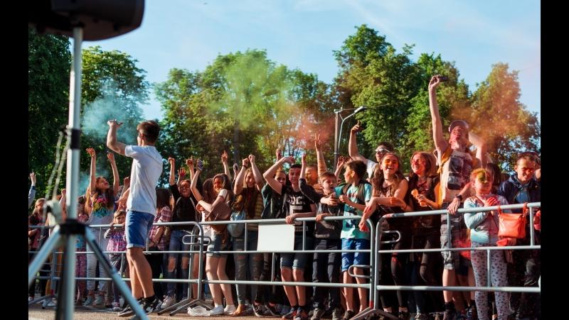 Artenmovie - Broks Color Fest Pinsk [27.05.17]