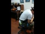 Процесс нанесения Татуировки
