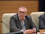 В.Жириновский-Между мужчиной и женщиной любви не бывает
