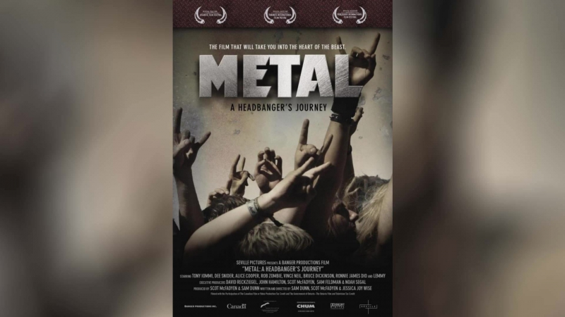 Путешествие Металлиста (2005) | Metal: A Headbanger's Journey