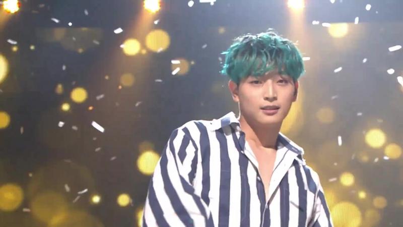 Jeong Jinwoon - Love Is True @ Show Champion 170621