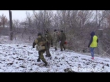 To the OSCE_ Why arent you doing anything - Lugansk Area, today