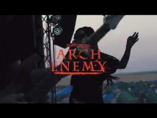 Jinjer  Arch Enemy
