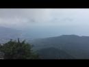 Облако в горах Крыма