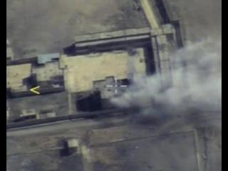Уничтожение командного пункта крупного отряда боевиков в Ракке крылатыми ракетами