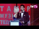 Премия телеканала TMTV. Пирамида. 2 апреля 2016. Раниль Нуриев и Ландыш Нигматзянова(ведущие)
