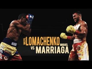 🎬 Василий Ломаченко - Мигель Марриага (HD 720)
