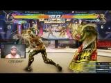 Мастер Рэйвен VS Кинг (Tekken 7) - Неожиданный финал