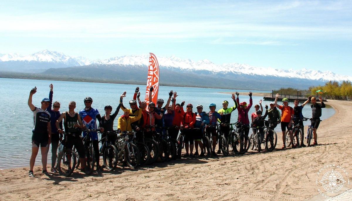 Велопоход в Киргизию