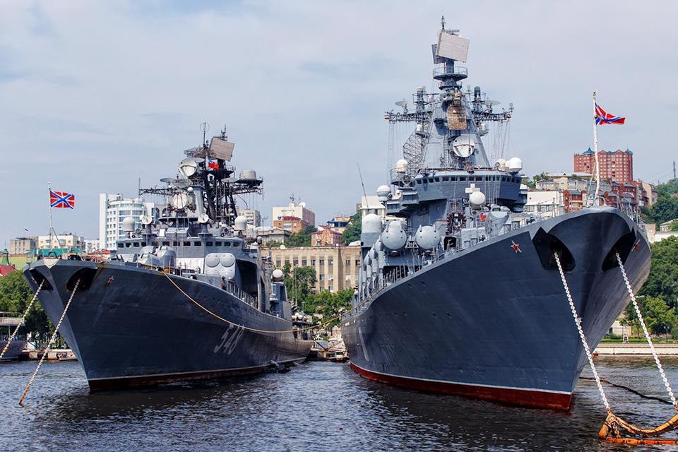 Морская прогулка Владивосток