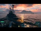 Обновление 0.6.4. Французские крейсеры [World of Warships]