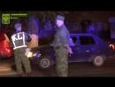 Служба подразделений военной комендатуры Комендантский час в ЛНР
