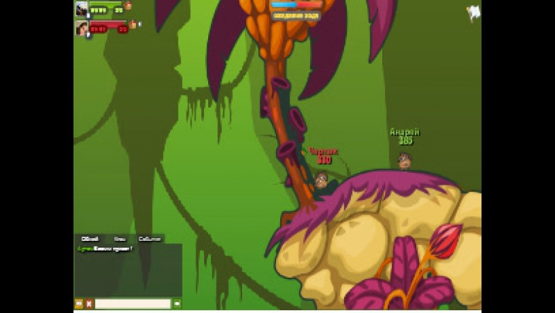 Вормикс: Я vs Карина (9 уровень)