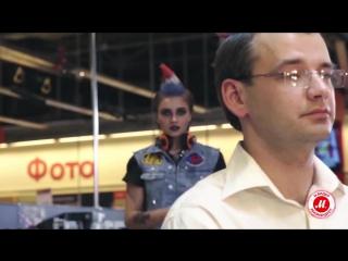 Зачем папа делает себе ирокез