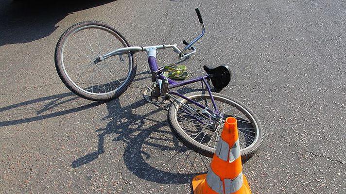 В Бресте под колесами инормаки пострадала женщина-велосипедист