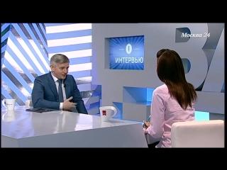 Интервью- Александр Кибовскии  о Библионочи