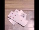Игра с девушкой в карты на раздевание
