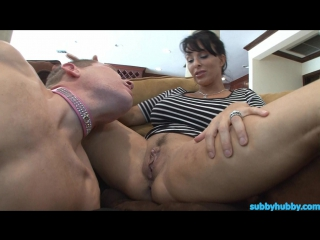 Holly halston, esmi lee -mom trains the new boyfriend