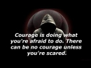 Anonymous Are You Scared Are You Afraid