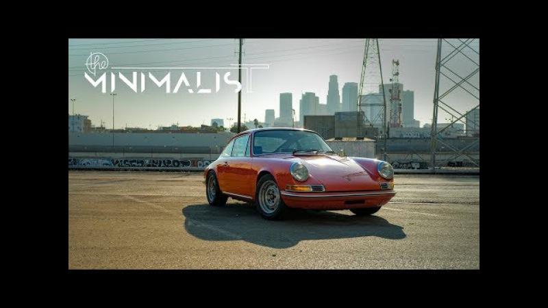 1969 Porsche 911 T Maximum Pleasure Minimalist Package