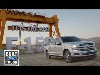 The New 2018 F-150 is Brainiac Smart | F-150 | Ford