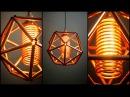 Steampunk DIY Industrial Pipe Geometric Lamp 5