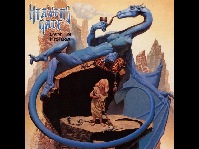 Heavens Gate - Livin' in Hysteria (Limb Music) [Full Album]